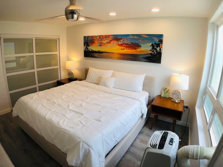 Freshly Remodeled 1-Bedroom Condo in Napili Bay