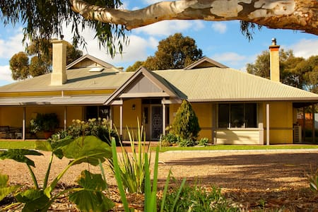 The Paddocks- Olive Grove Suite - Nuriootpa