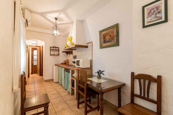 MESON RURAL APARTAMENTOS IPTUCI Nº2 - Prado del Rey - Apartment