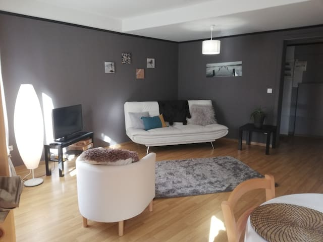 appartement F2 au centre d'Obernai