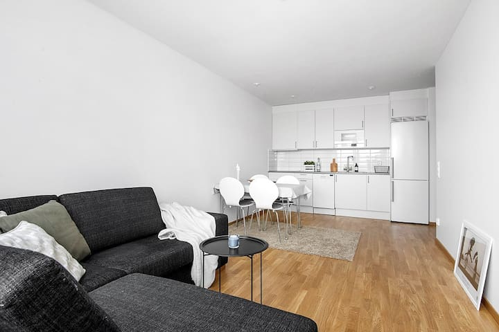2 room apartment with good comunication in Solna - Solna - Appartement