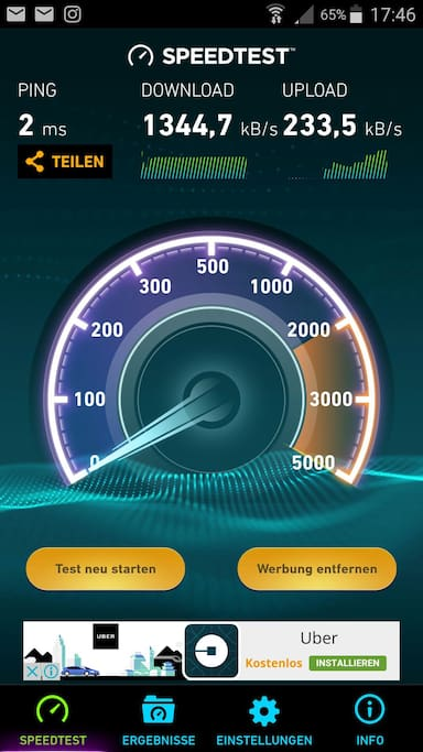 Top Internet Very Fast