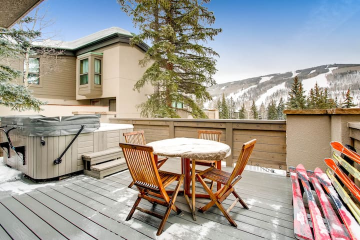 Mountain-View Alpine Retreat - Vail