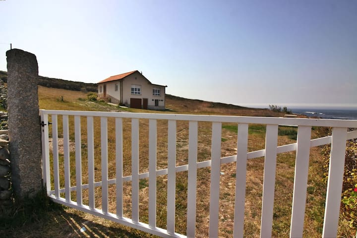 Villa in front of the beach - Corrubedo - Rumah
