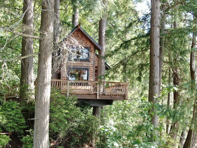 Eagles' Bluff Treehouse