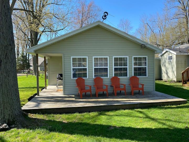 Whispering Pines Resort  Cottage #3