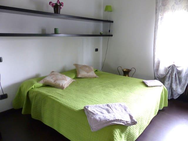 YOGA & GOOD SLEEP IN VERONA CENTR - AREA STATION - Vérone - Maison
