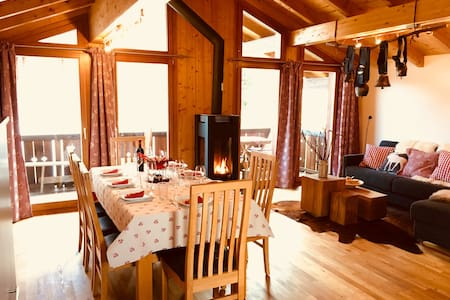 3-bedroom Chalet Steinböckle /w glacier view ****S