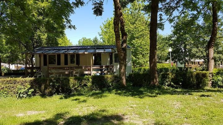 MOBIL-HOME B027 - 6 pers -PROCHE  d' EUROPAPARK