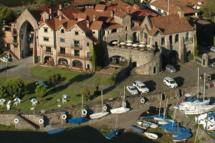 Club Sta Maria Habitación Doble Vista al Lago (3)