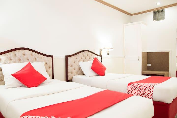 Suite Triple Stay @ Residencia Rsy Condotel