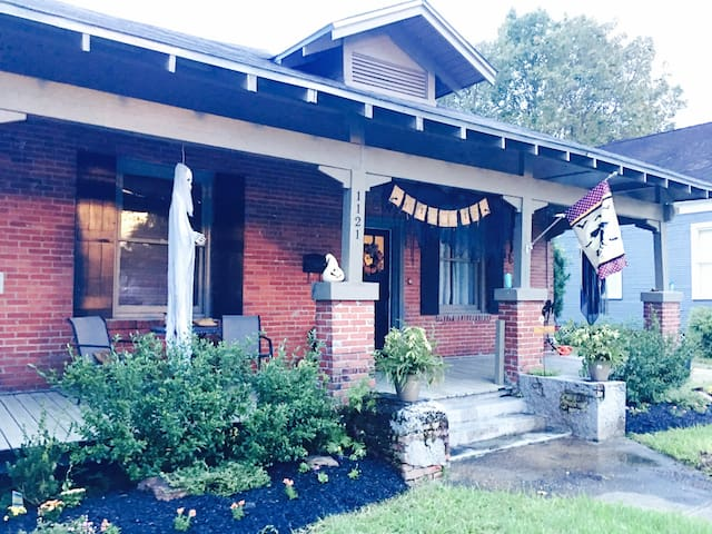 Cozy Historic Home in downtown LC! - Lake Charles - Casa