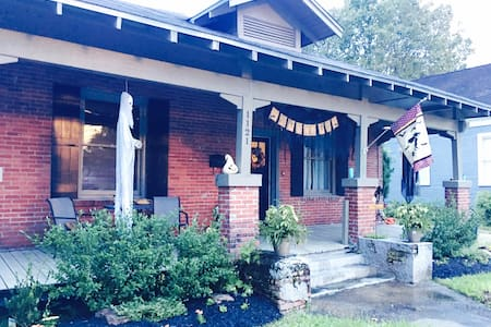 Cozy Historic Home in downtown LC! - Lake Charles