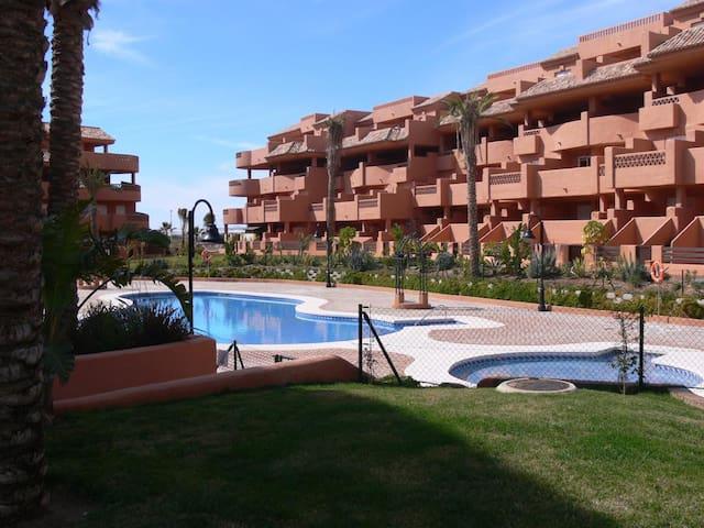Luxe appartement met WIFI in Almerimar