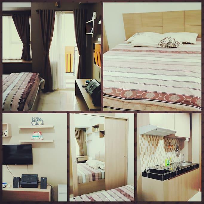 Apartemen Margonda Residence 5