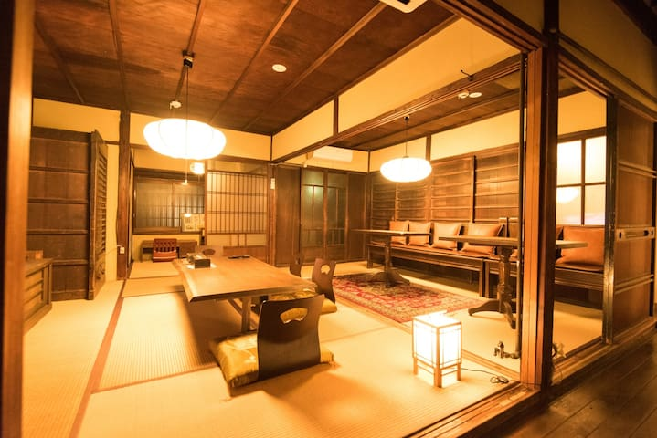 "100years old traditional house "" MACHIYA "" PICK-UP"