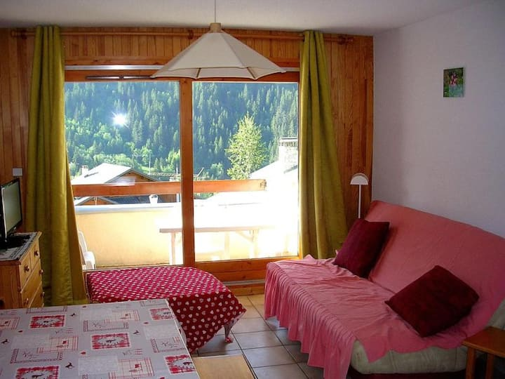 CHAMPAGNY - 6 pers, 32 m2, 2/1 - FR-1-511-53