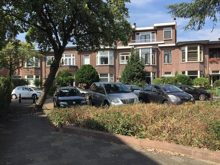 Classic town house in old centre of Rijswijk