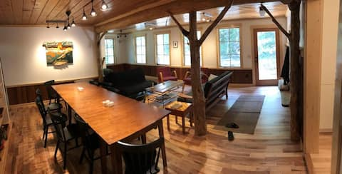 Glen Haven Fox Creek Cabin - Hiker's Paradise