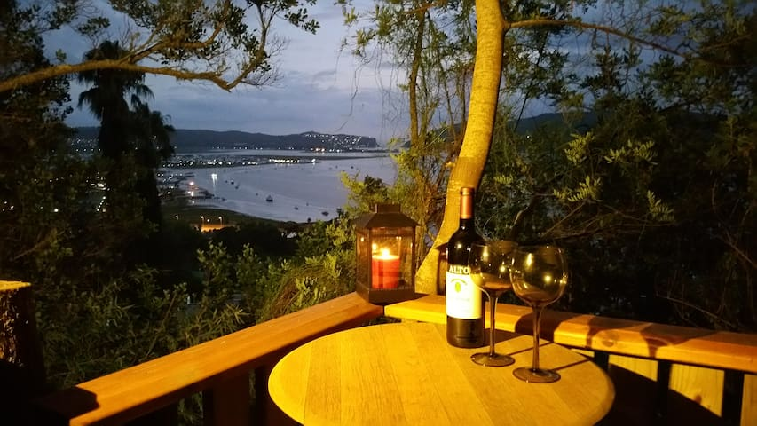 Paradise Private Romantic Tree-Top Studio - Knysna - House