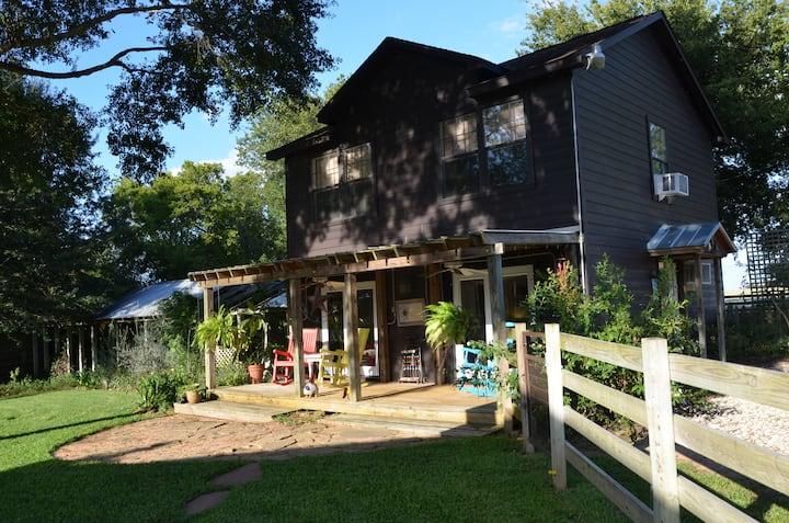The Tree House on Monarch Farm