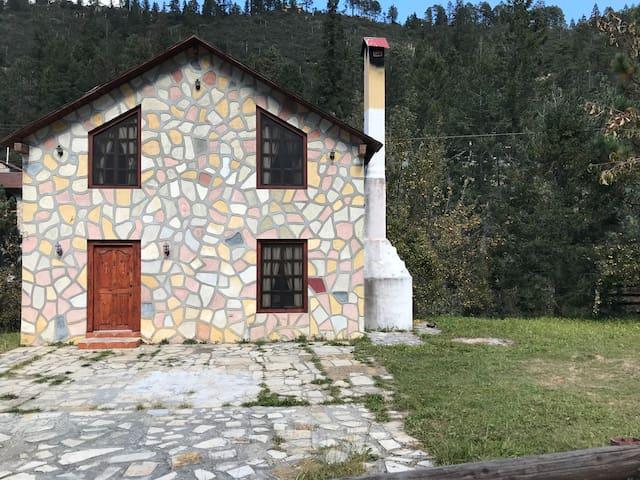 Cabaña en Bosques de Monterreal, Arteaga Coahuila