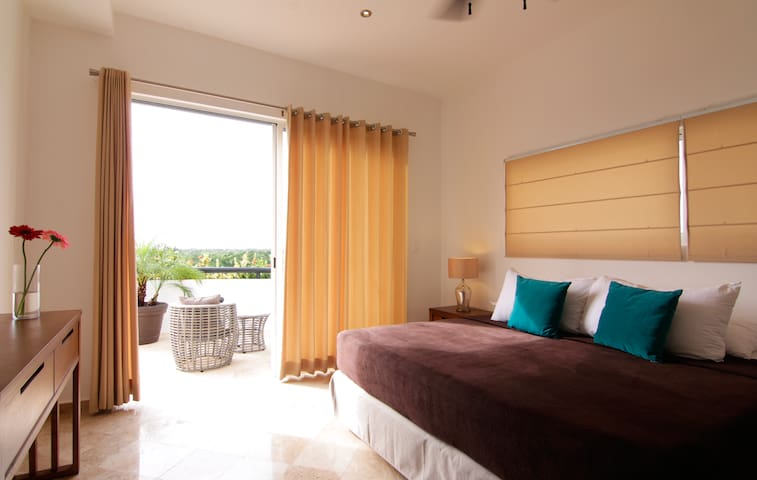 New, luxury & Comfortable PH in Tulum C3 - Tulum - Apartamento