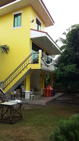 Quiet living in true philippines - Dipolog City - Bed & Breakfast