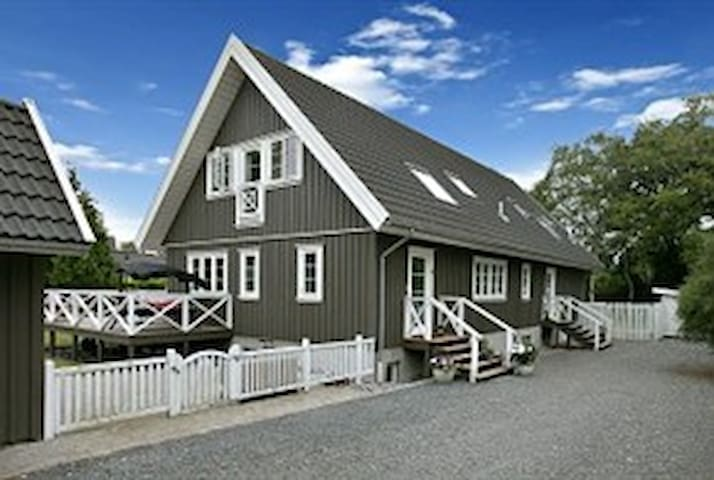 Hus i smukke omgivelser - Virum - Talo