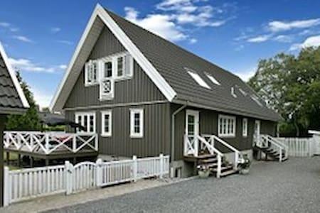 Hus i smukke omgivelser - Huis
