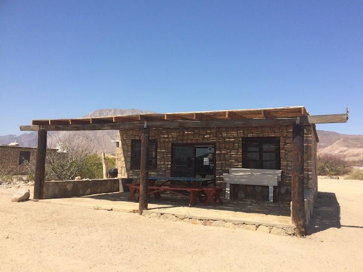 Campo Archelon: Cabaña Luna