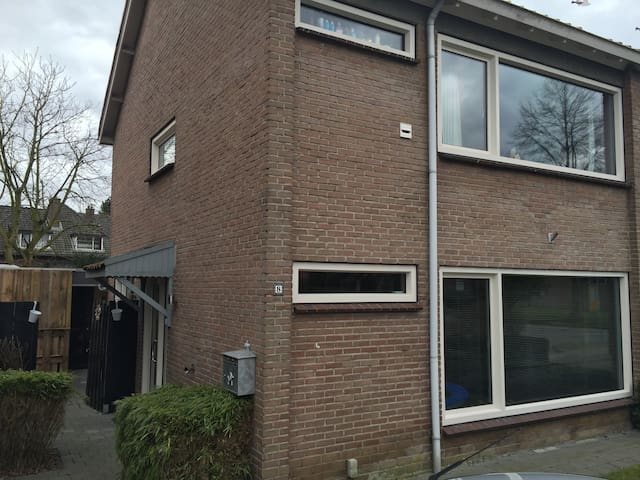Cosy house, 3 bed, 1.5 bath - Renkum - Casa