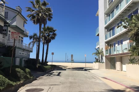Venice Lrg+Perfect 2 Bed/Steps2 Sand oceanvu patio