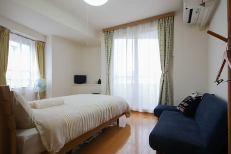 5-minutes from Shinjuku, Cozy Studio in Lively Are - Shibuya-ku - Apartment