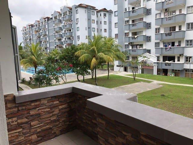 Raudhah Sakeenah Skudai Homestay, Johor