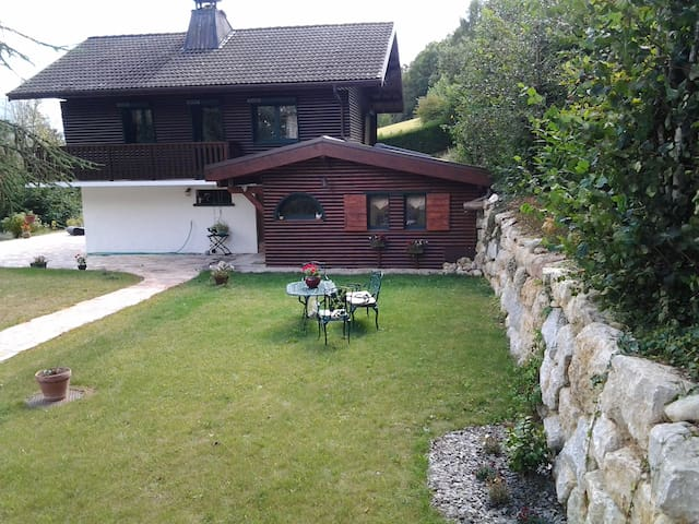 Chalet Lac d'Annecy - Doussard - Chalupa