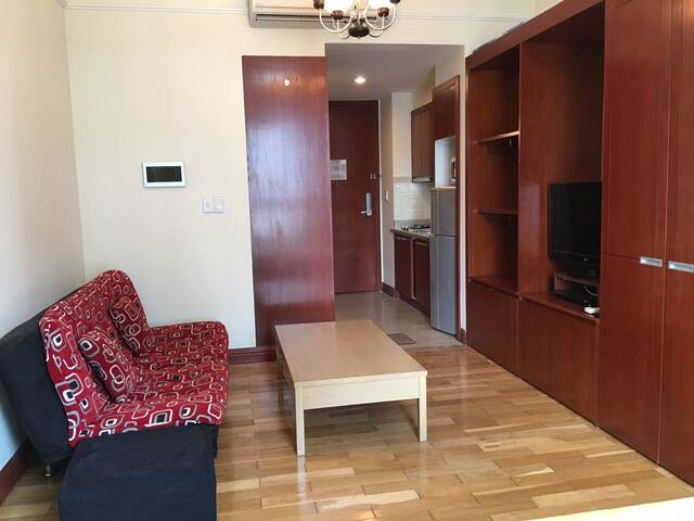 Comfortable studio in downtown Ho Chi Minh City - Ho Chi Minh - Pis
