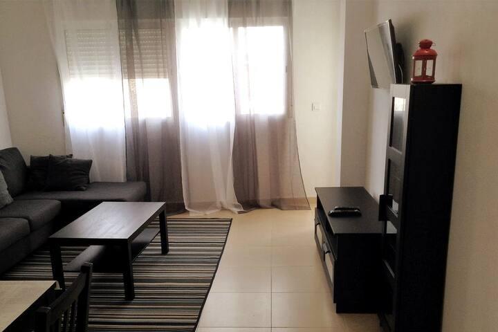 Apartamento en El Campello, con aire acondicionado