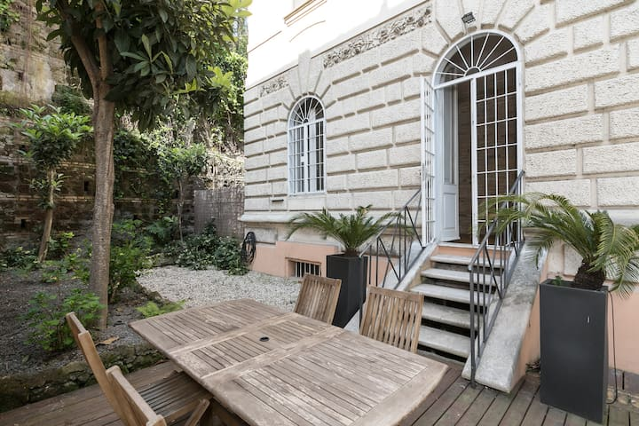 Amazing Apartment with Garden