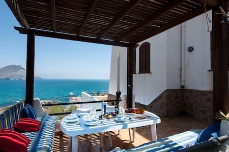 Habitación blanca c/baño casa con grandes vistas. - San José