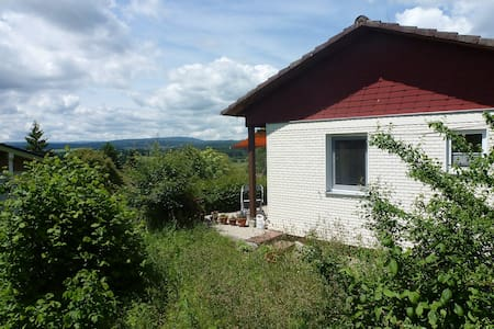 Ferienhaus Talblick in Dittishausen - Dittishausen - Villa