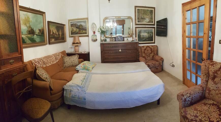 stanza doppia in una casa carina e indipendente - Ruffano - Rumah