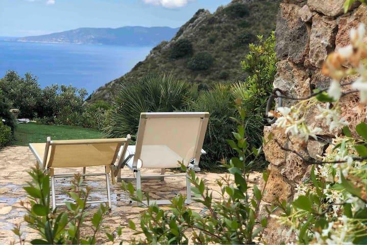 """""""Rifugio al mare """" due + due"""