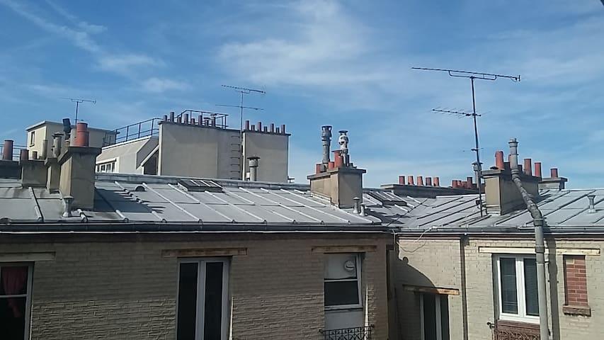Studio near Montmartre - Parigi - Appartamento