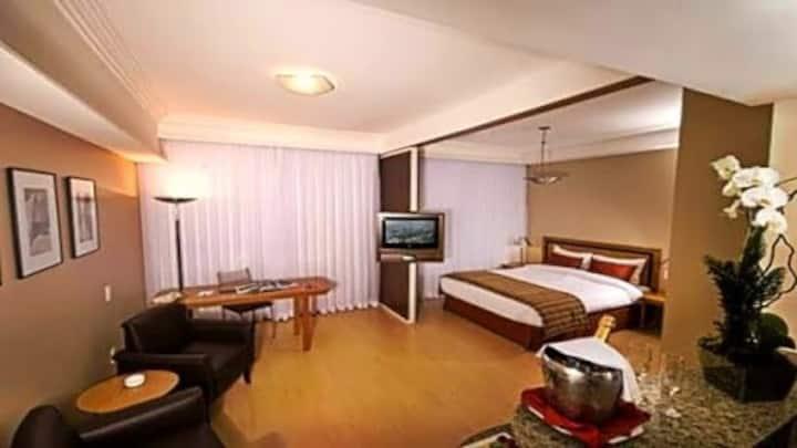 Hotel de luxo Mercure Life Center
