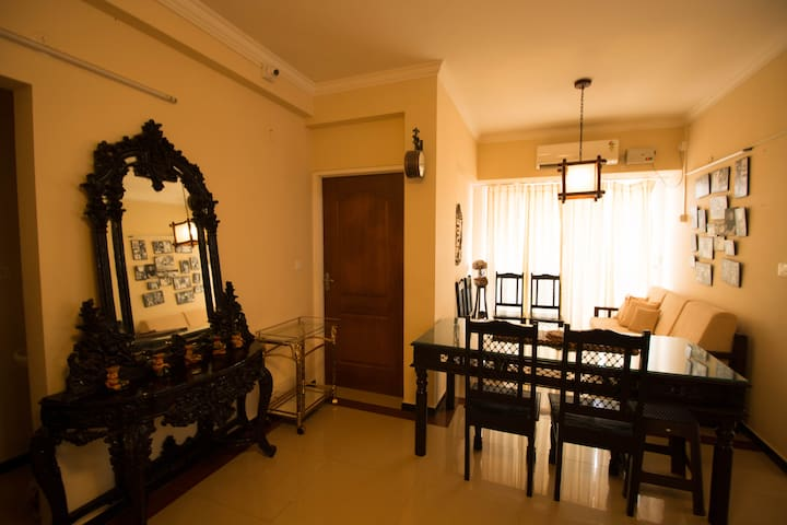 Mangalore Homestay: Penthouse Suite