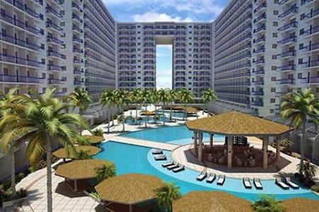WIFI Serviced Condo MOA,SMX,Casino,Airport,Baywalk - Pasay