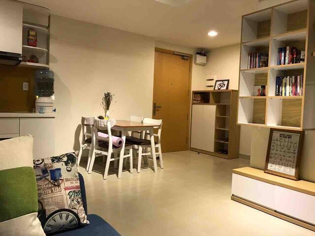 Private room in luxury Masteri apartment