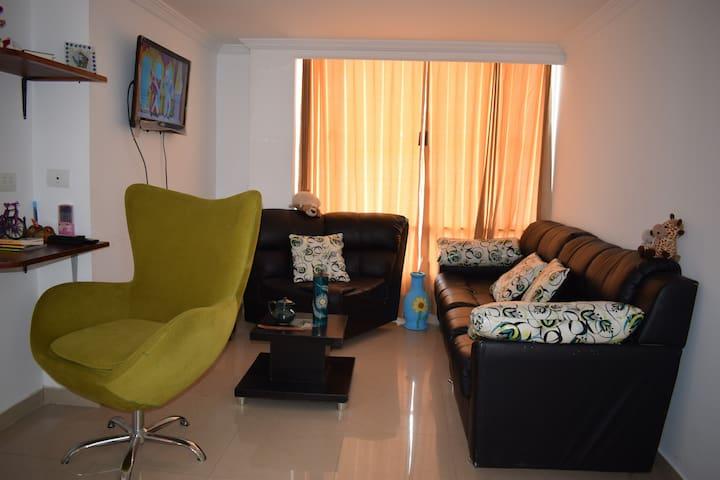 Apartamento acogedor ,   ¿ideas para descansar ?