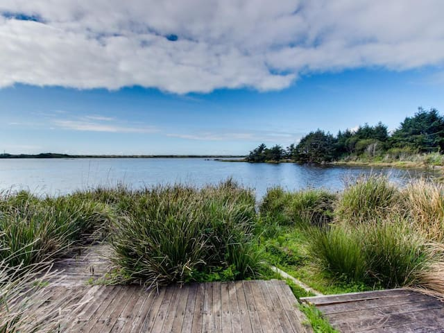 Cape Meares Lake and Ocean Retreat - Cape Meares - Other